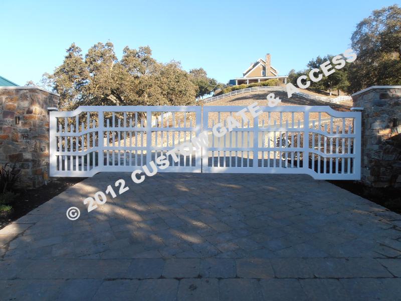 Driveway Gate 153