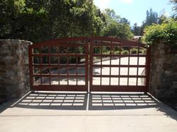 Driveway Gate 148