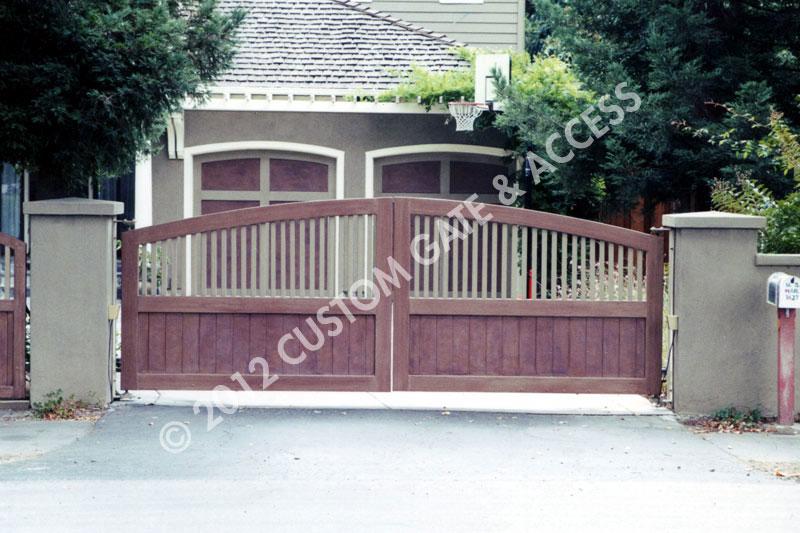 Driveway Gate 14