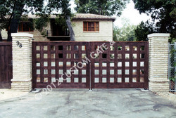 Driveway Gate 17
