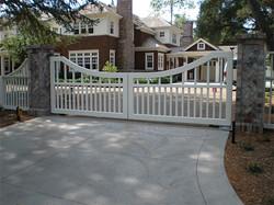 Driveway Gate 112