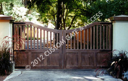 Driveway Gate 4