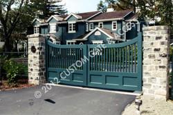 Driveway Gate 7