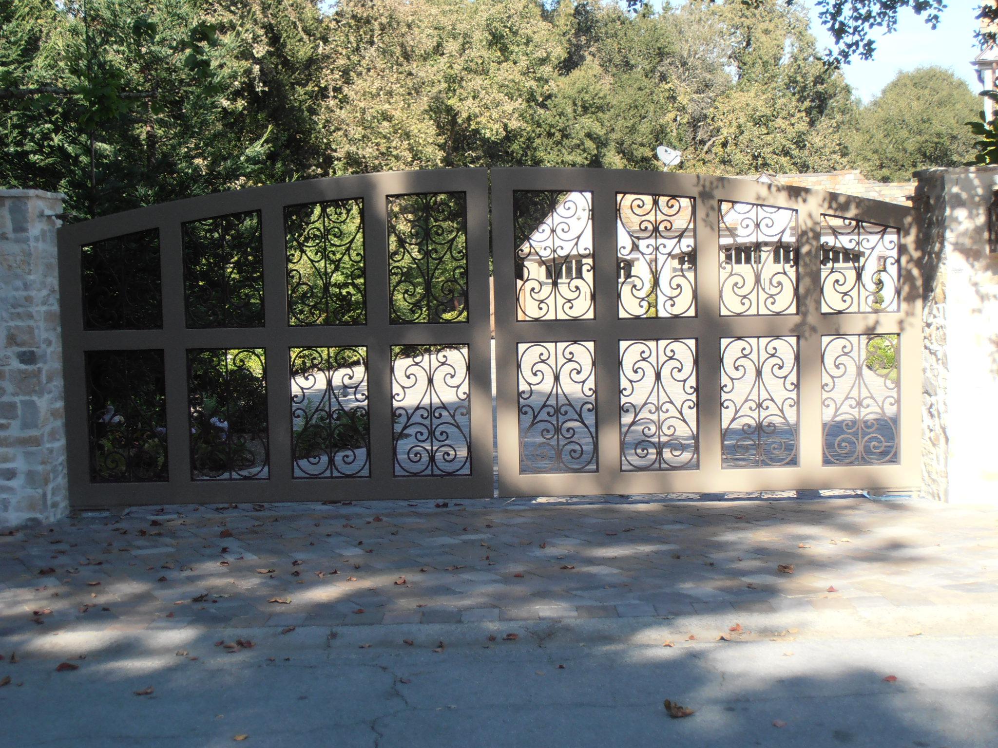 Driveway Gate 143