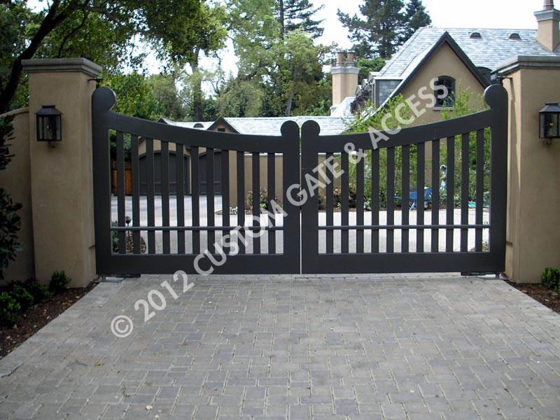 Driveway Gate 86