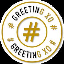 GREETING XO #greetingxo #premium #signxo