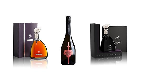 Cognac Champagne VP #cognac #champagne #