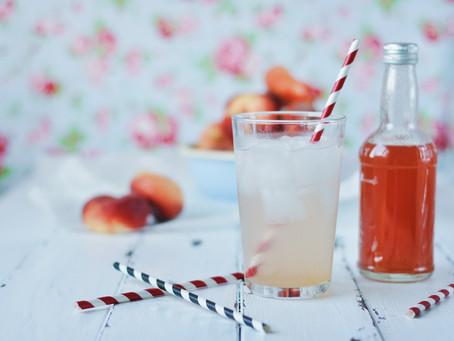 Recept: Peachy Iced Tea