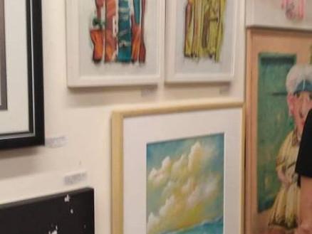 Exposição Galeria Arte Pamplona