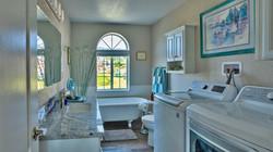 Upstair Bath/Laundry