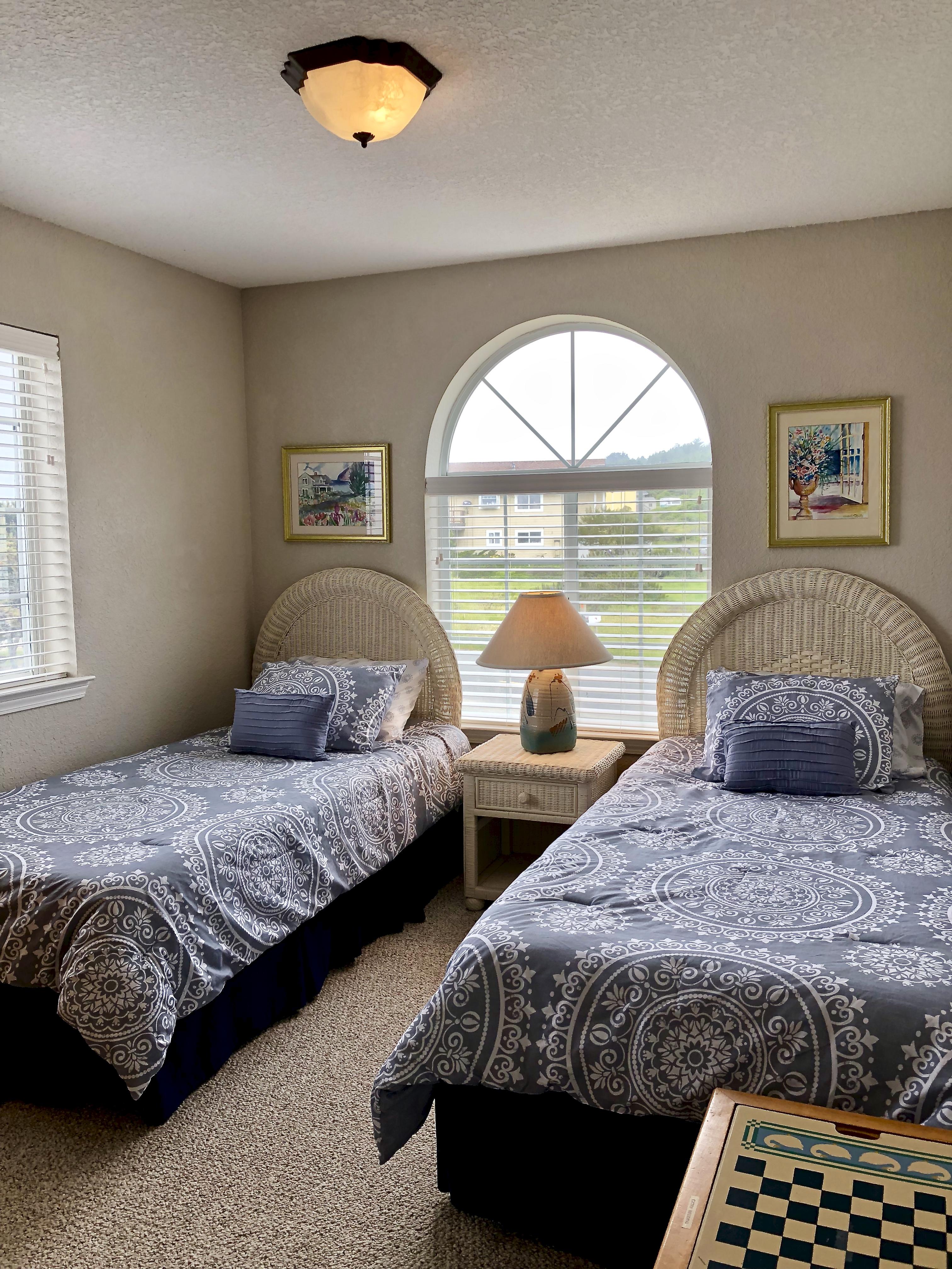 Upstairs Twin XL Bedroom