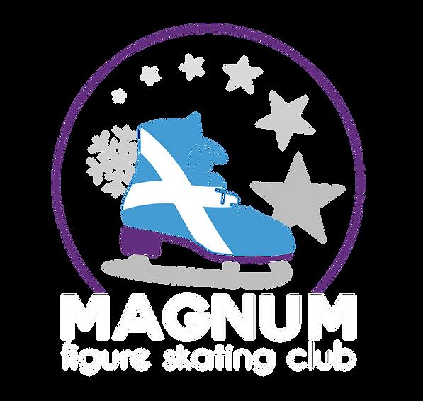 magnum figure skating club logo