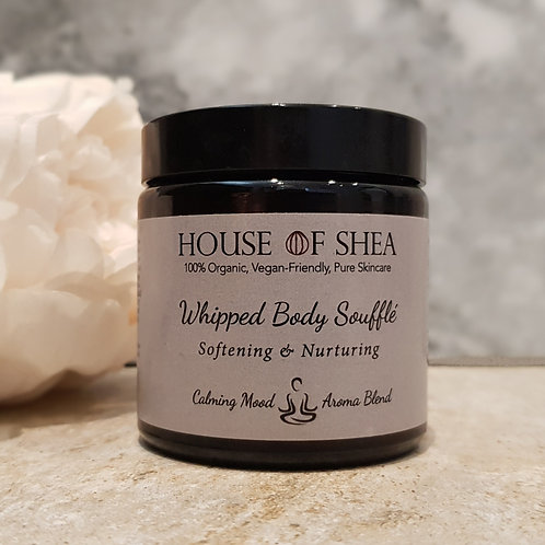 House Of Shea Whipped Body Souffle (Calming Aroma Blend)