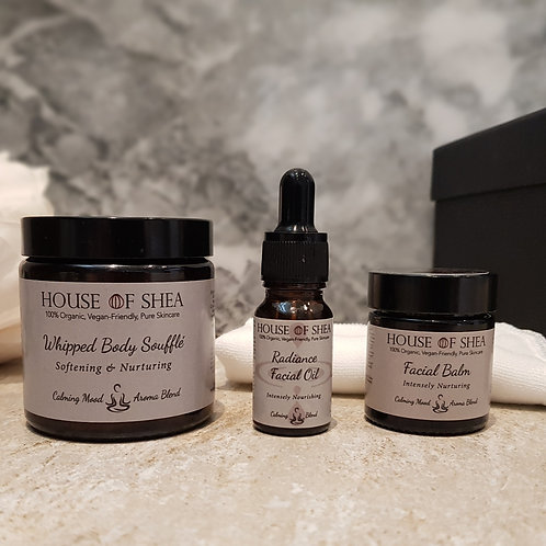 House Of Shea Ultimate Aromatherapy Gift Set (Calming Aroma Blend)