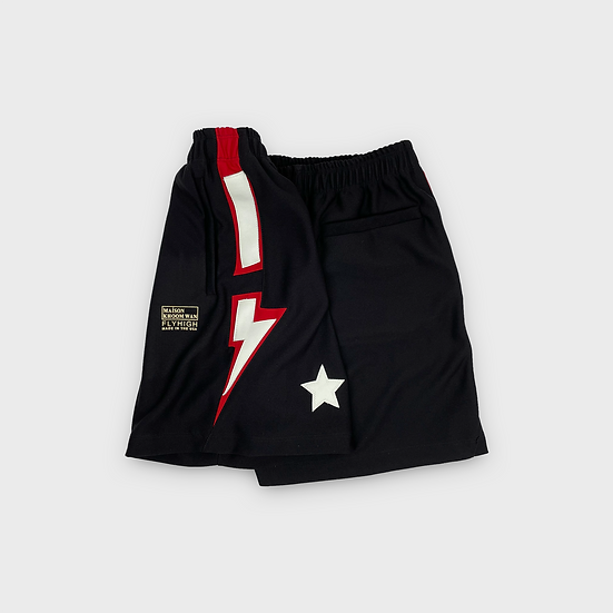 FLY HIGH SNEAKER SHORTS