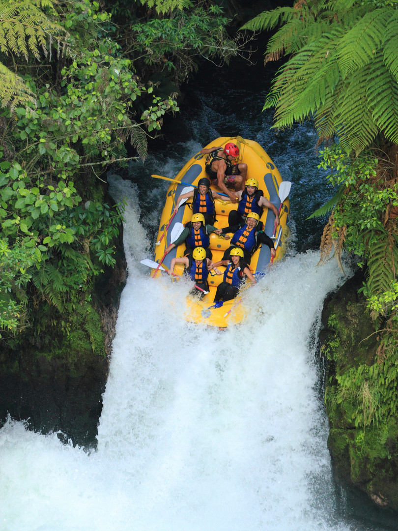 7m Waterfall Tutea Falls