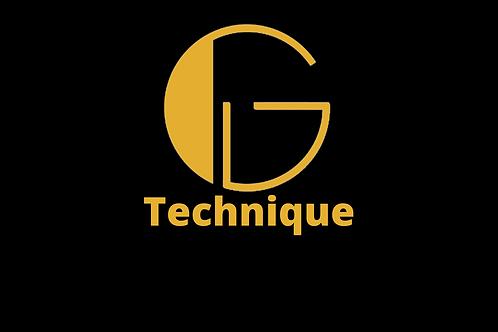 G21 Dance Technique Masterclass