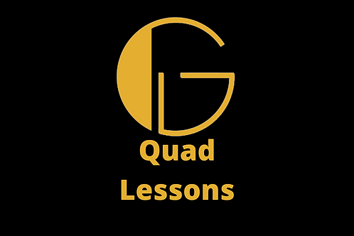 G21 Quad Lessons