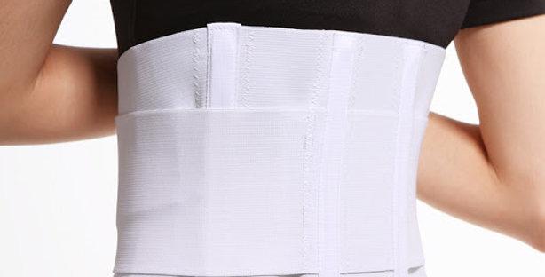Elastic Lumbar Back Support, Reduce Body Weight on Waist, Correct Body Figure