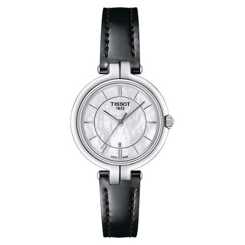Tissot Flamingo Ladies Wrist Watch T0942101611100