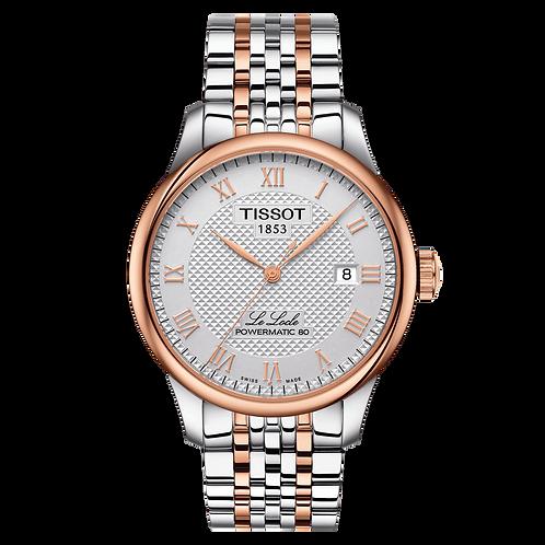 Tissot Le Locle Powermatic 80 Rose Gold T0064072203300