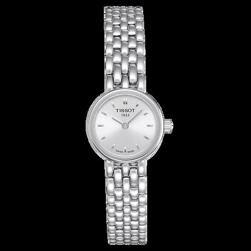 Tissot Lovely Ladies Wrist Watch Stel strap T058.009.11.031.00