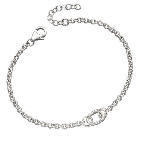 Single Link Charm Bracelet B5219