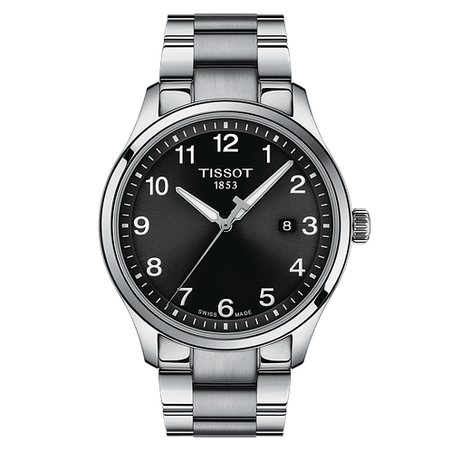 Tissot Gents XL Classic Sainless Steal Wrist Watch T1164101105700