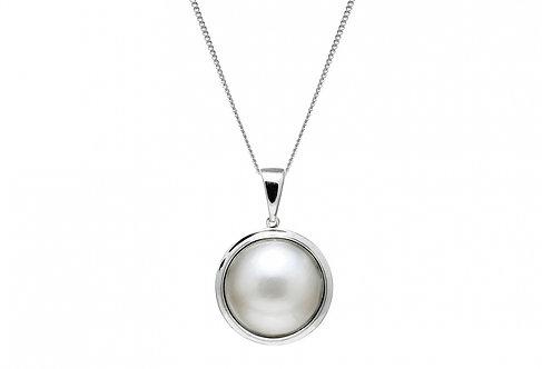 Mabe Pearl Pendant
