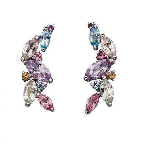 Mixed Stone Earrings Elements GE2153