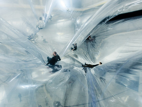 "Tomás Saraceno, ""On Space Time Foam"""
