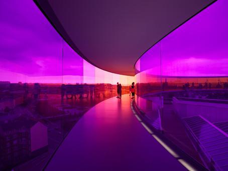 """Olafur Eliasson,""""Your Rainbow Panorama"""""""