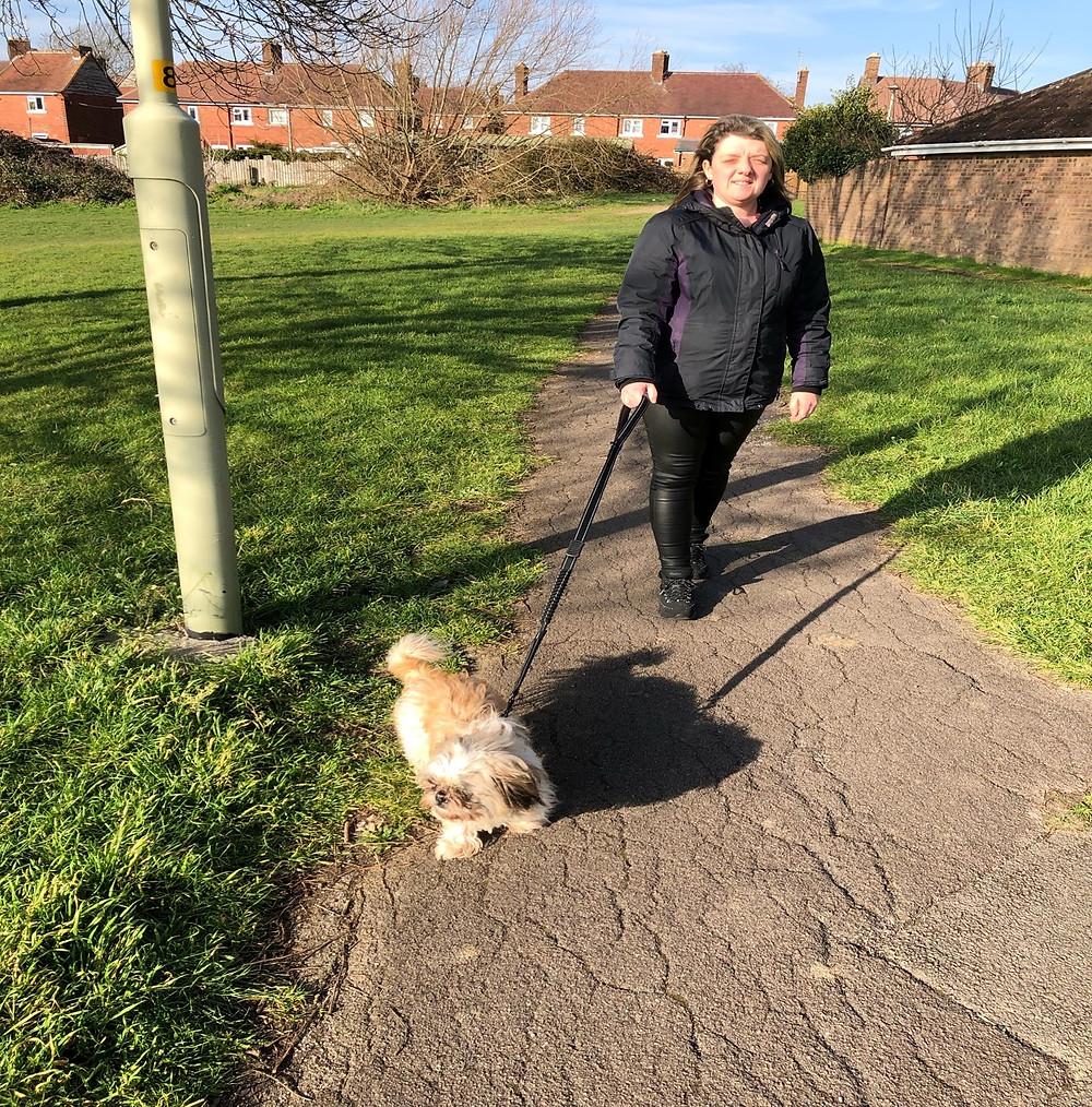 Dog Walking Gloucester, Dog Walker Gloucester
