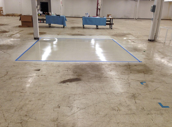 Commercial Cleaning demo