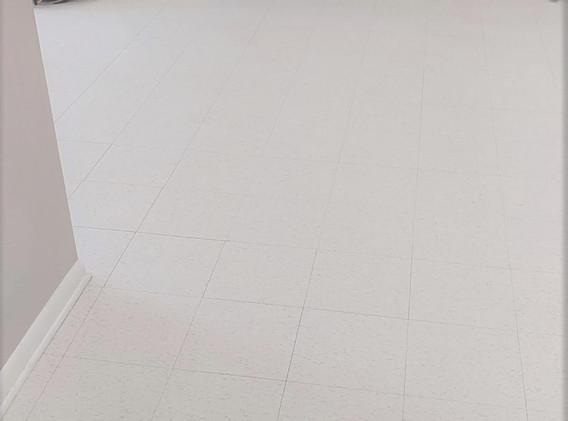 Clean tile floor after Clean-Rite team visit!