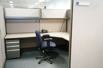 office cubicle fabric walls require cleaning by Clean-Rite