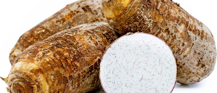 Taro Natural en Polvo a granel