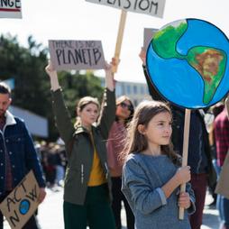 El cambio climático y los jóvenes