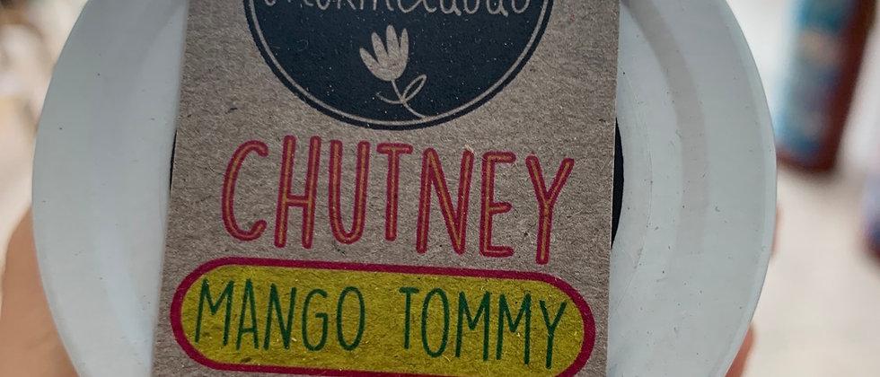 Chutney (preparación para ensaladas y pastas)