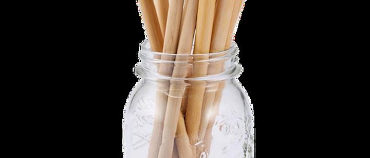 Popote de Bambú
