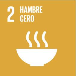 2° Objetivo para el Desarrollo Sustentable