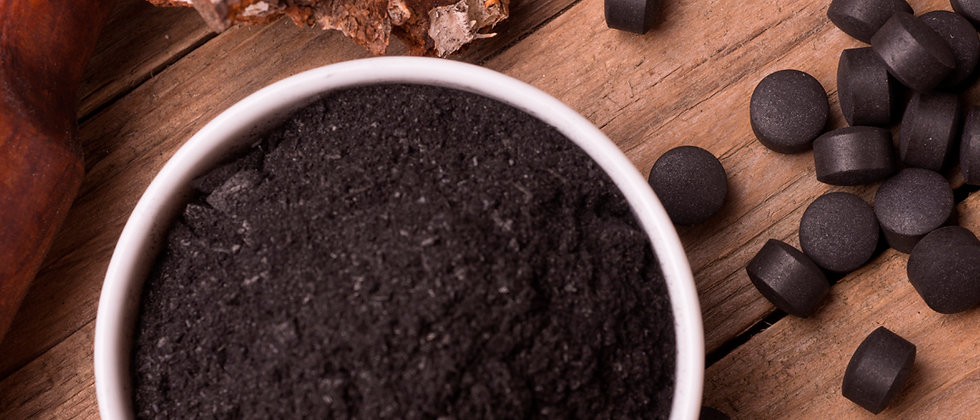 Carbón Activado de Coco a granel