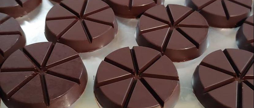 Chocolate Orgánico 70% en tablilla