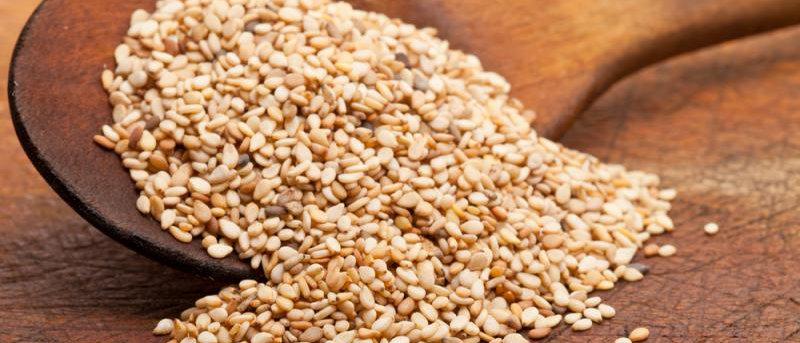 Ajonjolí Blanco a granel