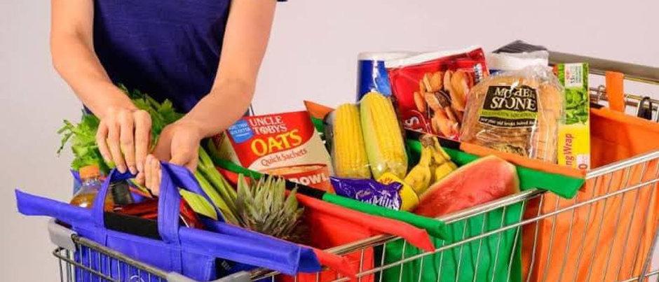 Kit de bolsas para Supermercado