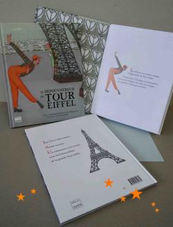 Le dépoussiéreur de Tour Eiffel