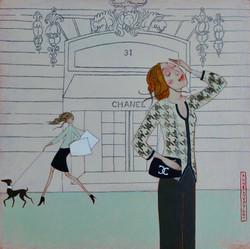 Je m'aime en Chanel