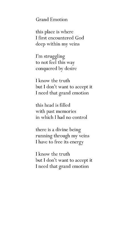 Grand Emotion
