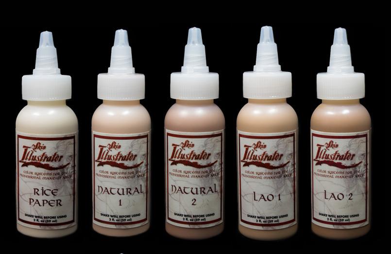 Skin Illustrator Airbrush Cosmetics