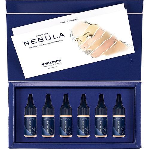 Kryolan NEBULA Mortuary Airbrush Cosmetic Set 1